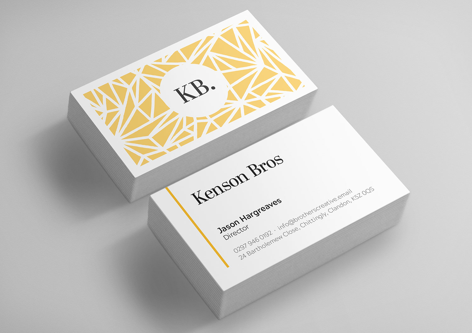 Business card printing in Abergavenny